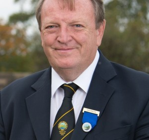 Linlithgow Bowling Club Chairman